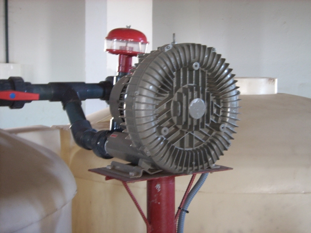 BOMBA SOPLANTE / AIR MIXER PUMP